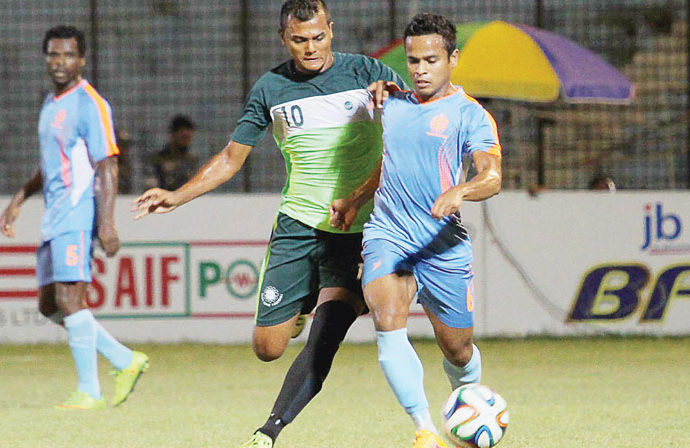 Abahani move joint top, MSC held