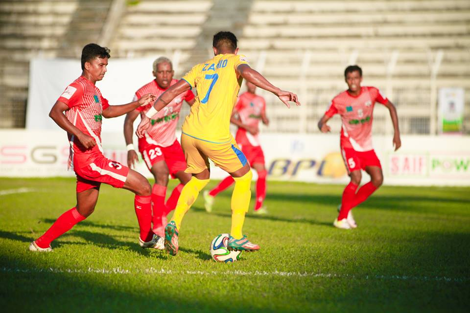 Zahid gives Ctg Abahani the win